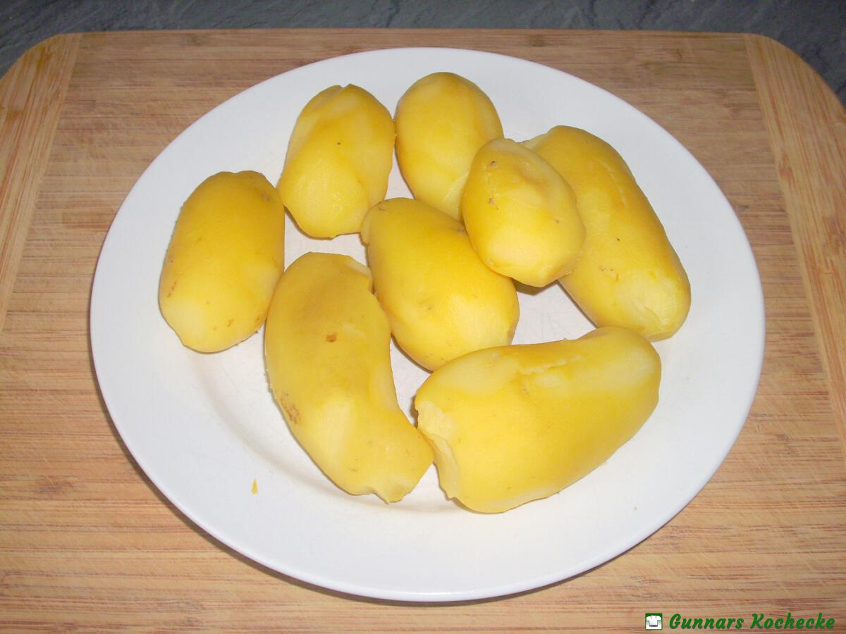Bratkartoffeln Gunnars Kochecke
