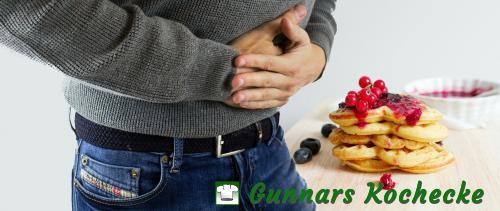 Bauchweh durch Nahrungsunverträglichkeiten