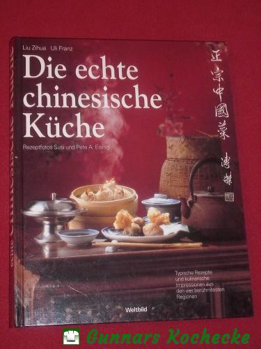 """Cover von """"Die echte chinesische Küche"""""""