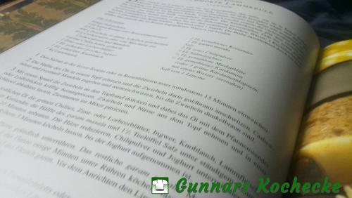Rezept aus Kochbuch