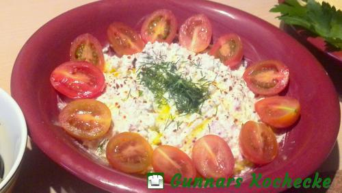 Haydari - Türkische Feta-Joghurt-Creme