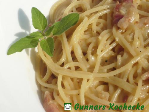 Spaghetti alla Carbonara