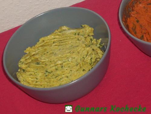 Acht-Kräuter-Butter