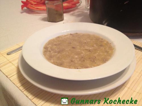 Makhluta - Syrische Rote-Linsen-Suppe